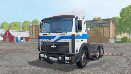 МАЗ 642208-020 для Farming Simulator 2015
