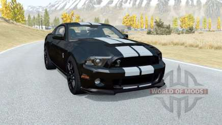 Shelby GT500 для BeamNG Drive