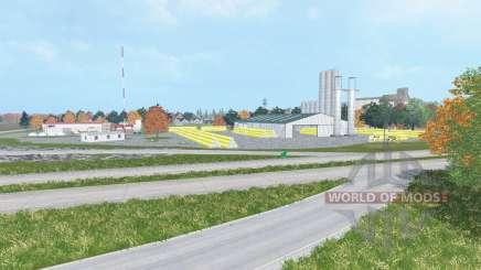 Hay Wire Ranch v1.3 для Farming Simulator 2015