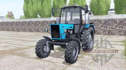 МТЗ 82.1 Беларус с анимацией частей для Farming Simulator 2017