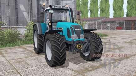 Fendt Favorit 916 interactive control для Farming Simulator 2017
