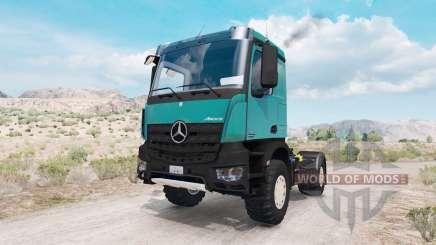 Mercedes-Benz Arocs 2045 2013 для American Truck Simulator