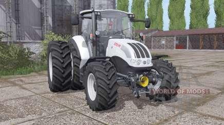 Steyr Multi 4115 configure для Farming Simulator 2017