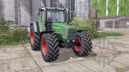 Fendt Favorit 818 Turboshift more configurations для Farming Simulator 2017