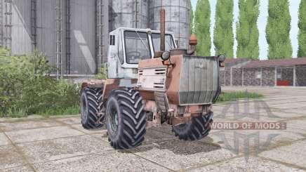 Т-150К анимация частей для Farming Simulator 2017