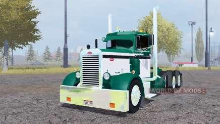 Peterbilt 281 v1.2 для Farming Simulator 2013