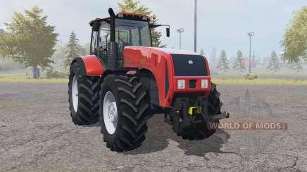 Беларус 3522 с интерактивным управлением для Farming Simulator 2013