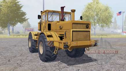 Кировец К-700А анимация дверей для Farming Simulator 2013