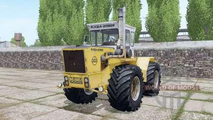 Raba-Steiger 250 double wheels для Farming Simulator 2017