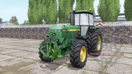 John Deere 4850 configure для Farming Simulator 2017