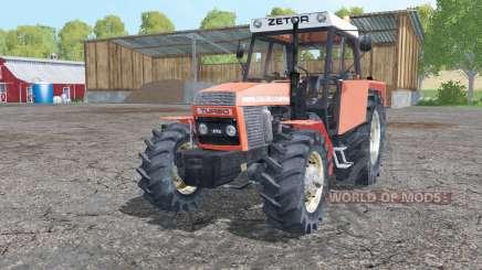 Zetor 12145 Turbo TUR 620 для Farming Simulator 2015