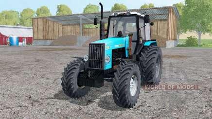 МТЗ 1221В Беларус с погрузчиком для Farming Simulator 2015