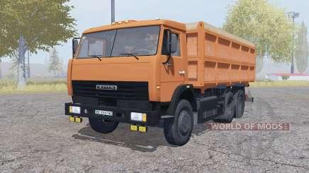 КамАЗ 45143 с прицепом для Farming Simulator 2013
