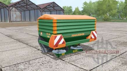 Amazone ZA-M 1501 dark lime green для Farming Simulator 2017