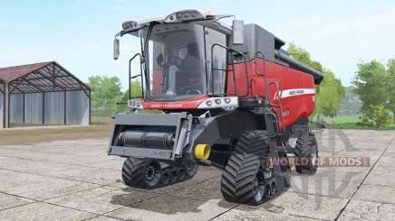 Massey Ferguson 9380 Delta crawler для Farming Simulator 2017
