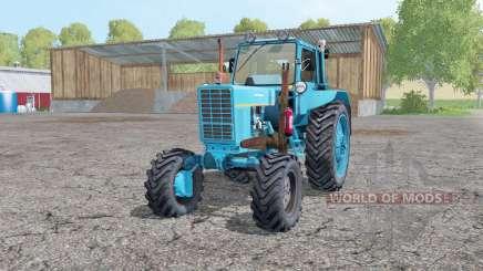 МТЗ 82 Беларус ПКУ-0.8 для Farming Simulator 2015