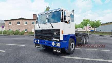 Sisu M-162 для Euro Truck Simulator 2