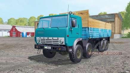 КамАЗ 6530 8x8 для Farming Simulator 2015