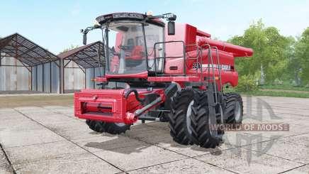Case IH Axial-Flow 9230 Turbo increased features для Farming Simulator 2017