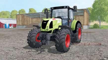 CLAAS Arion 620 intеractive control для Farming Simulator 2015
