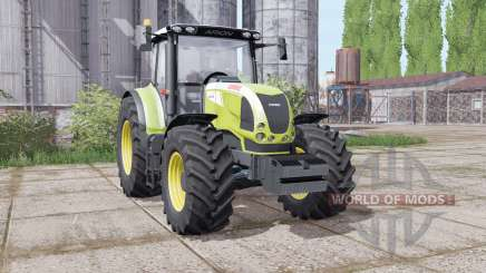 CLAAS Arion 610 wheels configuration для Farming Simulator 2017