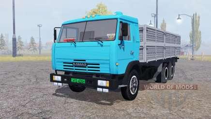 КамАЗ 53115 v2.1 для Farming Simulator 2013