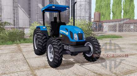 New Holland TL 75e для Farming Simulator 2017