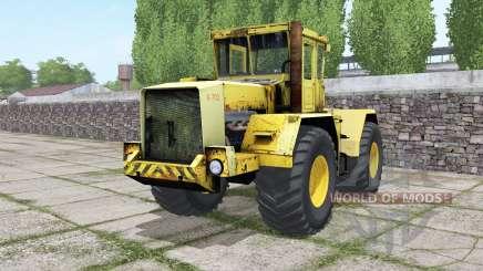 Кировец К-702 с выбором двигателя для Farming Simulator 2017