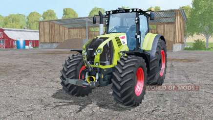 CLAAS Axion 850 wheels weights для Farming Simulator 2015
