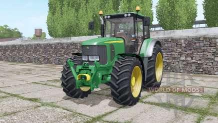 John Deere 6920S Premium для Farming Simulator 2017