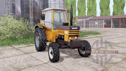 Valmet 502 with weight для Farming Simulator 2017