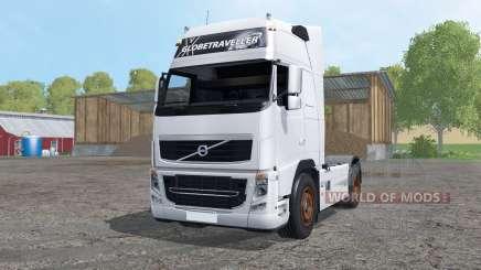 Volvo FH Globetrotter XL cab для Farming Simulator 2015