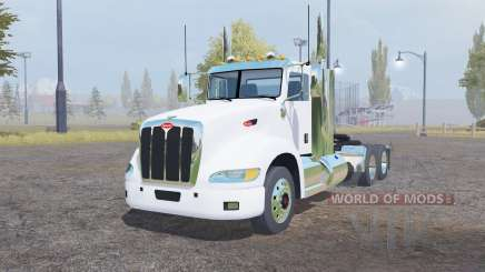 Peterbilt 386 Day Cab для Farming Simulator 2013