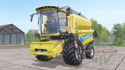 New Holland TC5.80 configure для Farming Simulator 2017