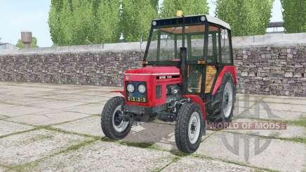 Zetor 7011 interactive control для Farming Simulator 2017