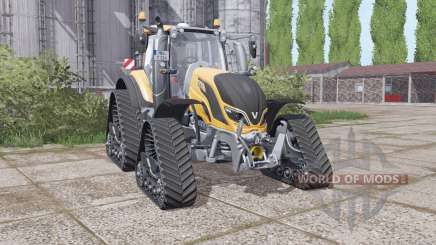 Valtra T214 crawler modules для Farming Simulator 2017