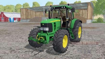 John Deere 6620 для Farming Simulator 2015