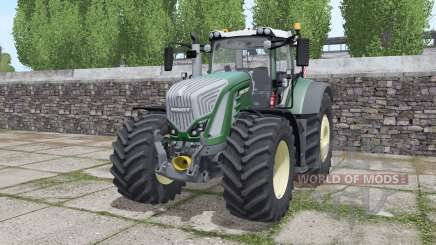 Fendt 933 Vario S4 more configurations для Farming Simulator 2017