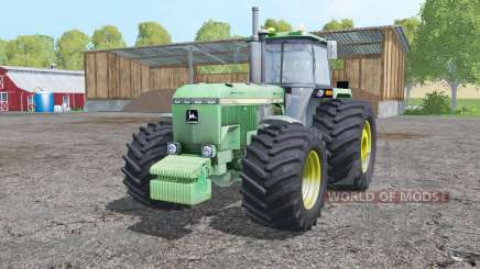 John Deere 4755 Terra для Farming Simulator 2015