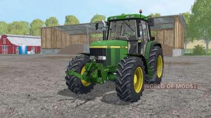 John Deere 6810 interactive control для Farming Simulator 2015
