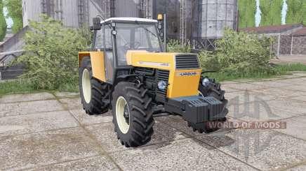Ursus 1224 interactive control для Farming Simulator 2017