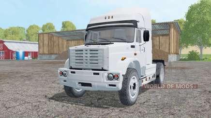 ЗиЛ 5417 4x4 для Farming Simulator 2015