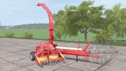 Pottinger Mex 6 для Farming Simulator 2017
