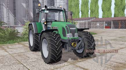 Fendt Favorit 926 Vario interactive control для Farming Simulator 2017