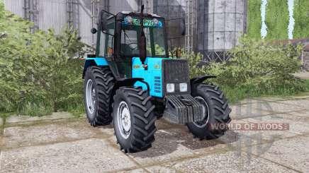 МТЗ 892.2 Беларус анимация частей для Farming Simulator 2017
