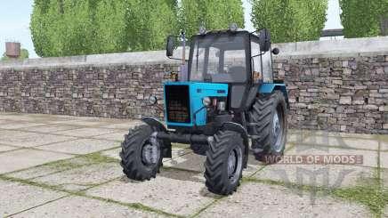 МТЗ 82.1 Беларус интерактивное управление для Farming Simulator 2017