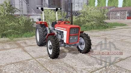 Lindner BF 450 SA dual rear для Farming Simulator 2017
