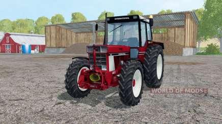 International 955 loader mounting для Farming Simulator 2015
