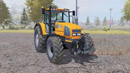 Renault Ares 610 RZ animation parts для Farming Simulator 2013