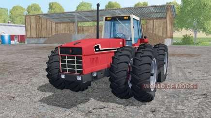 International 3588 twin wheels для Farming Simulator 2015